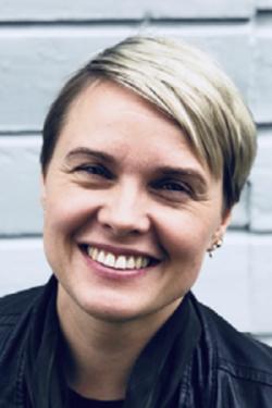 Terhi Piltonen, MD, PhD (portrait)